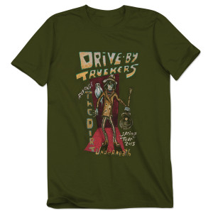 Revenge of The Dirt Underneath Tour Tee