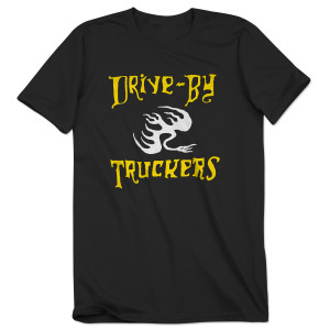 Drive-By Truckers White Bird Men's T-shirt