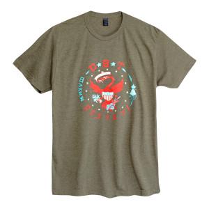 DBT Resist Seal Military Green T-Shirt