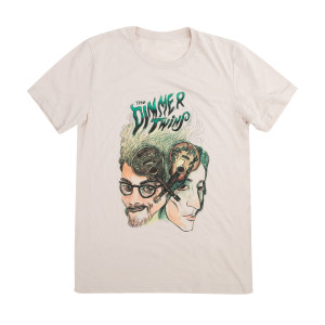 The Dimmer Twins Unisex Tee