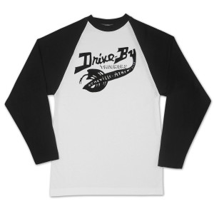 Drive-By Truckers Athens-Muscle Shoals Baseball T-Shirt