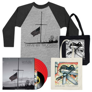American Band LP, Shirt & Tote Bundle