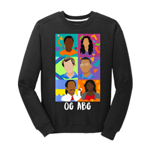 OG ABG Sweatshirt [Black]