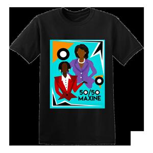 50/50 Maxine T-Shirt [Black]