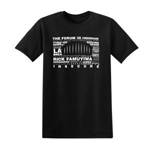 Forum Tour Tee [Black]