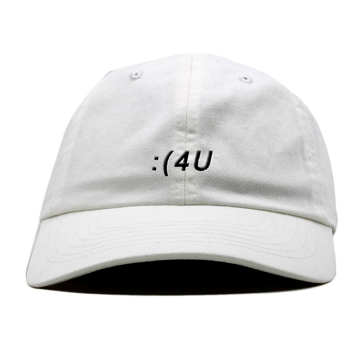 SAD4U Hat