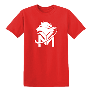 Young Money APAA Sports Tee [Red]