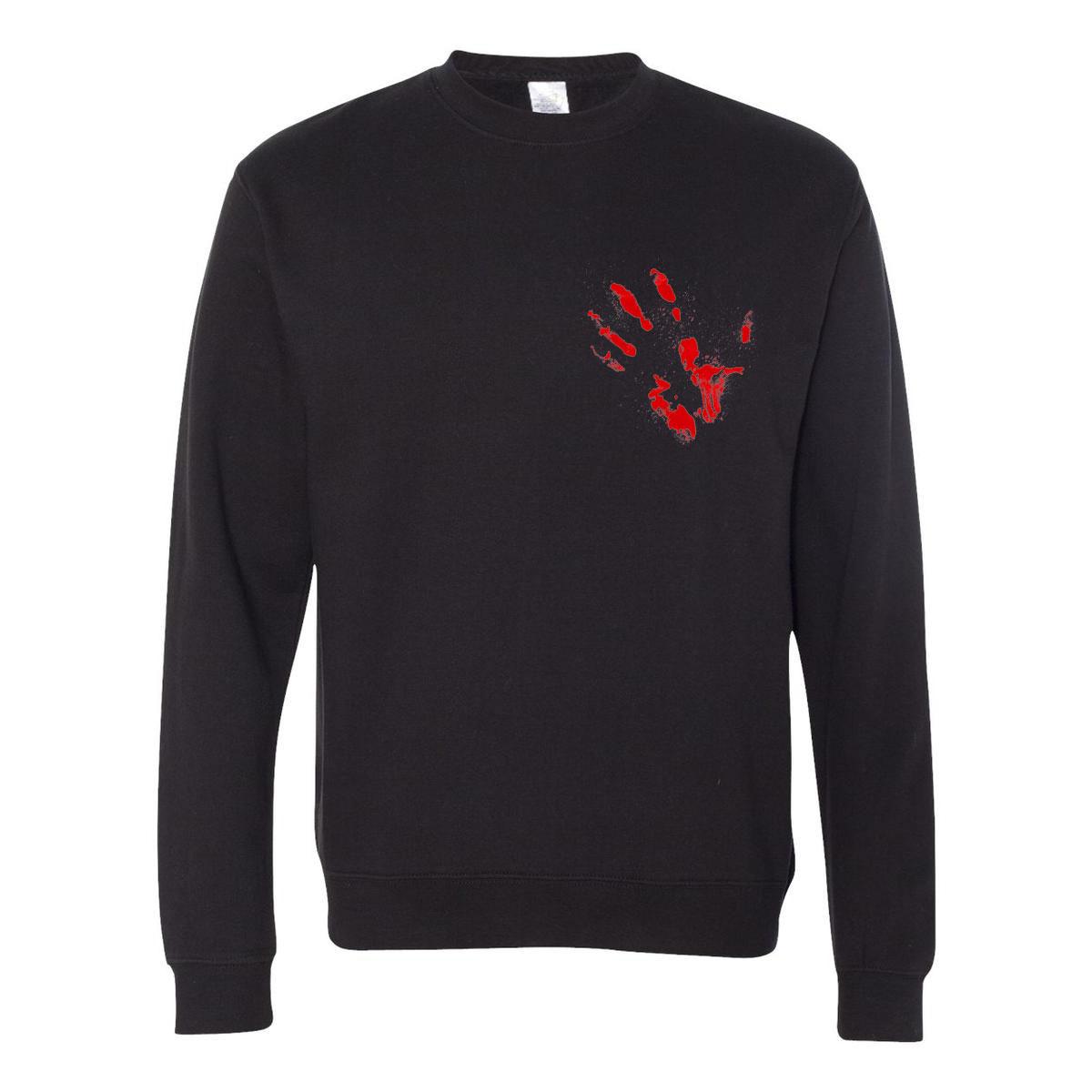 Crewneck Sweatshirt + Album + Dowload