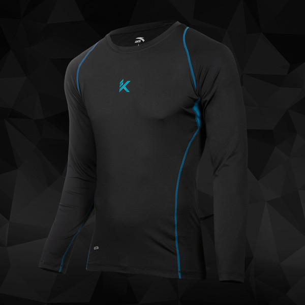 promo code 601e2 9c526 ANTA KT Long Sleeve Compression T-Shirt | Shop the Klay ...