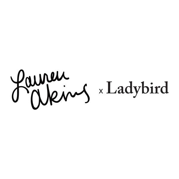 lauren akins x ladybird charity donation shop the lauren akins