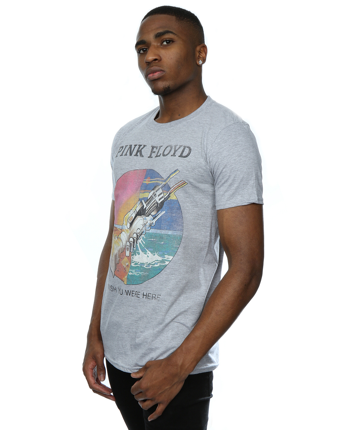 Pink Floyd Men's Wish You Were Here T-Shirt