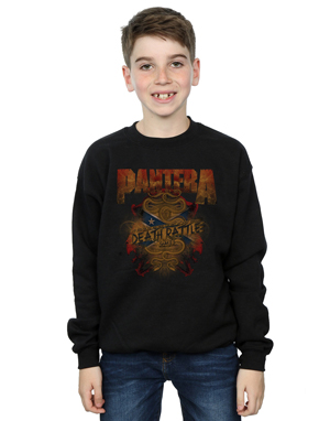 Pantera Boys Death Rattle Sweatshirt