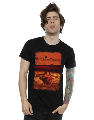 Alice In Chains Men's Dirt Album Cover T-Shirt