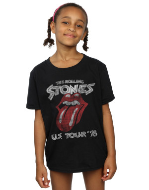 Rolling Stones Girls US 78 Tour T-Shirt