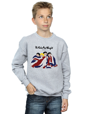 The Who Boys The Kids Are Alright Sweatshirt