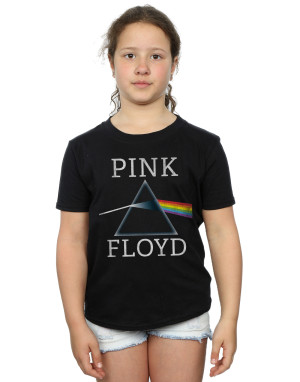 Pink Floyd Girls Dark Side of the Moon Prism T-Shirt
