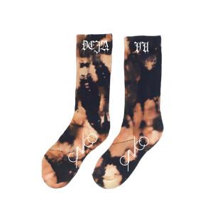 Déjà Vu Custom Dye Socks