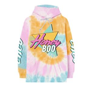 Honey Boo TieDye Hoodie
