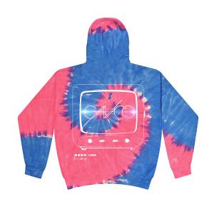CNCO Tie-Dye Hoodie