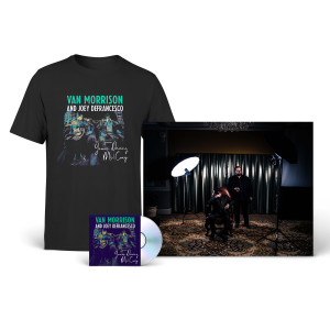 You're Driving Me Crazy CD + Tee + Lithograph + Download