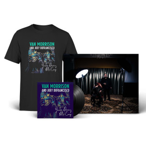 You're Driving Me Crazy LP + Tee + Lithograph + Download
