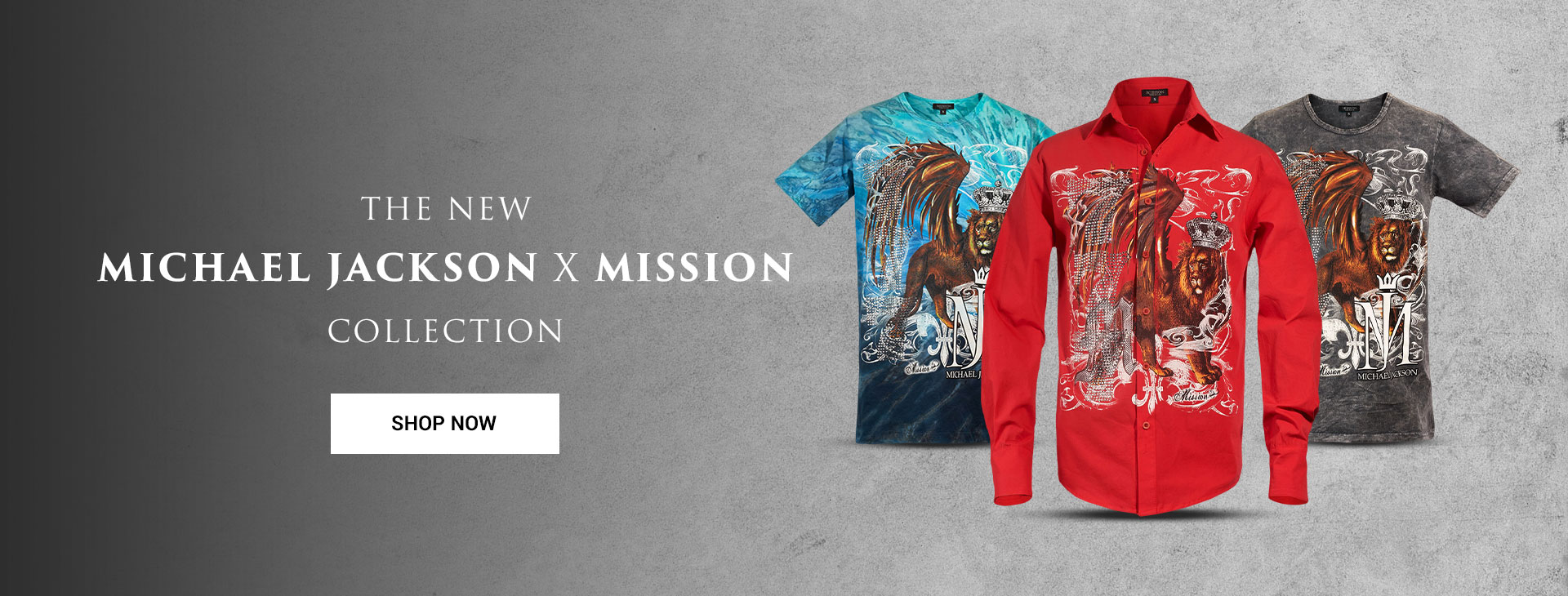 Shop The Michael Jackson x Mission Collection