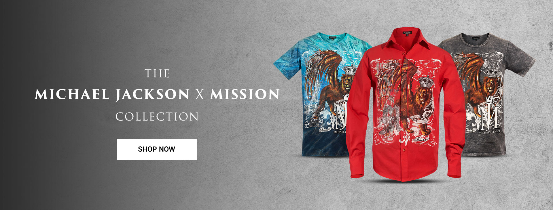 Shop Michael Jackson X Mission