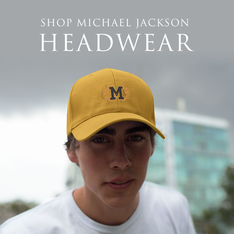 Shop Michael Jackson Headwear