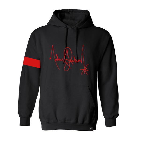 f11f88682bfc ... Signature Hoodie Shop the Michael Jackson Official Store ...
