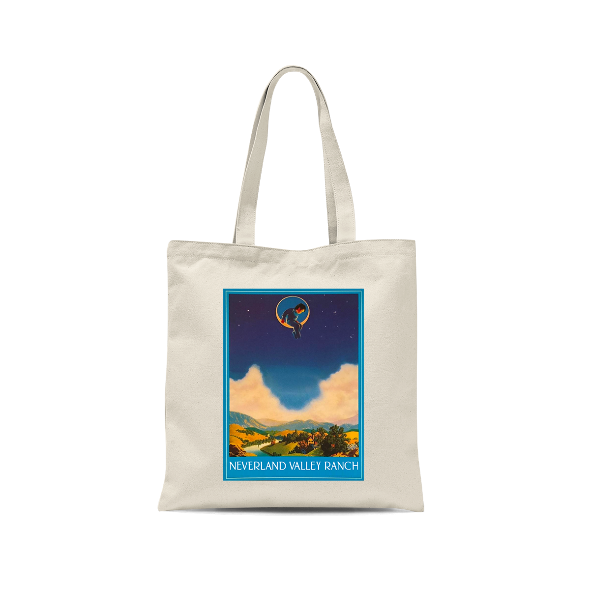 Neverland Valley Ranch™ Tote Bag