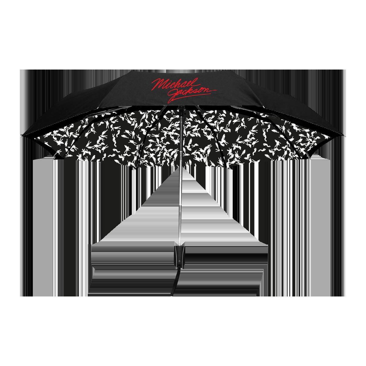 MJ Silhouette Umbrella