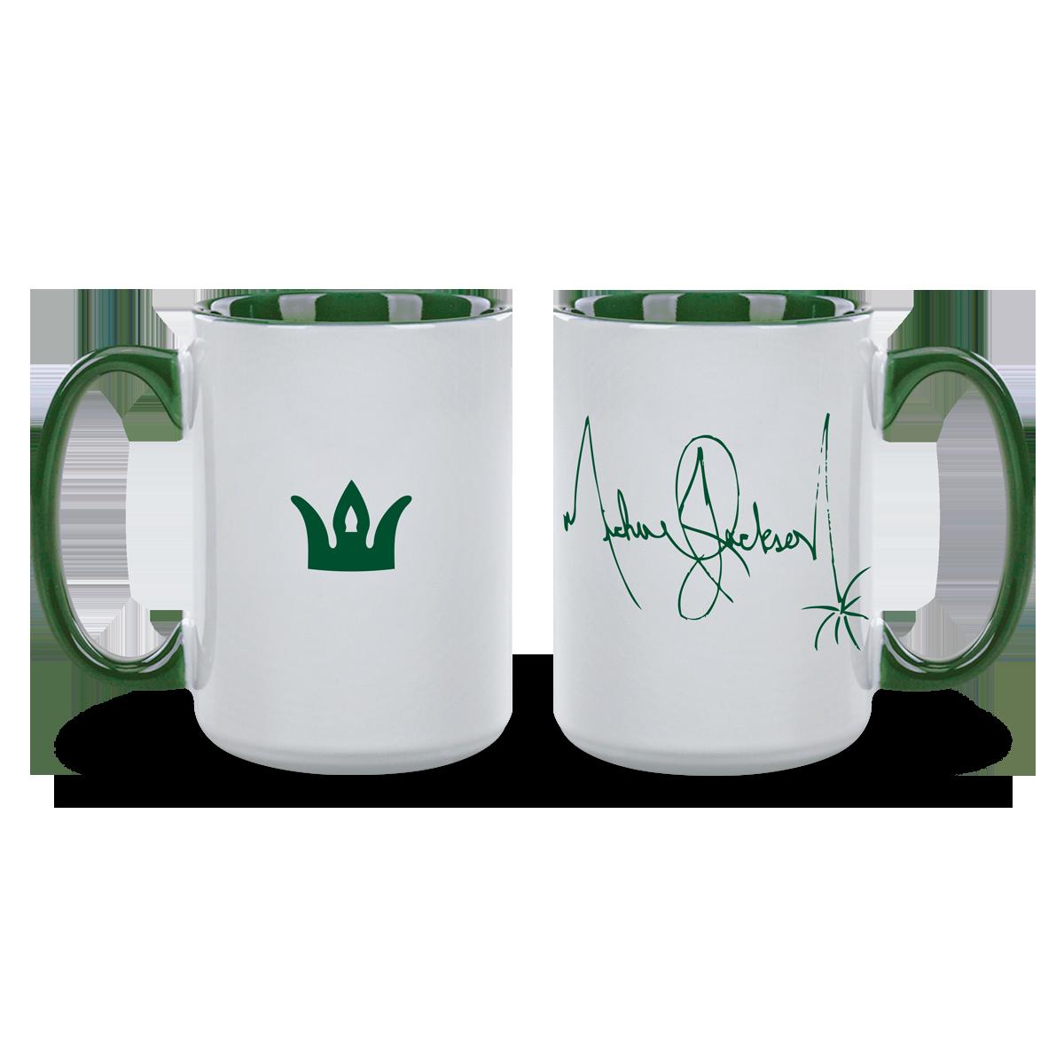MJ Signature Mug