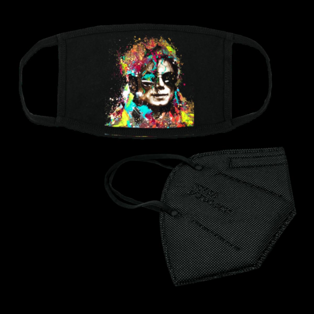 Paint Splash Face Mask