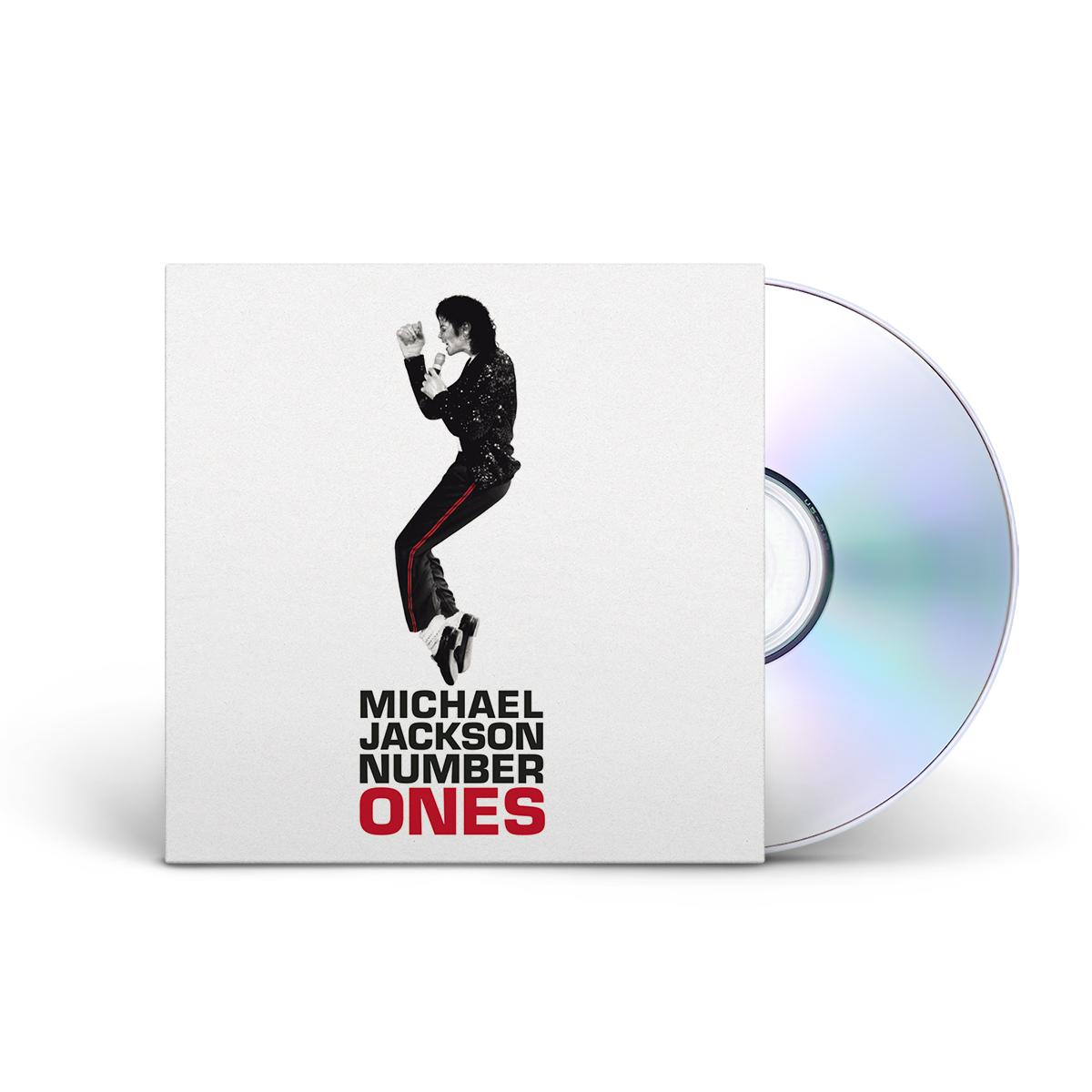 Number Ones CD