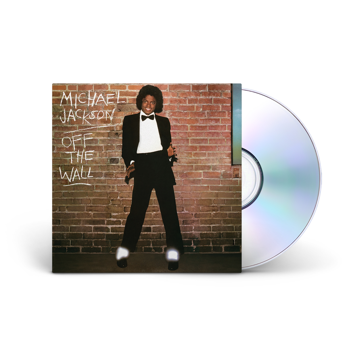 Off The Wall (CD/Blu-Ray) CD