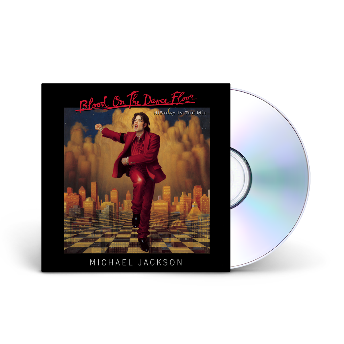 Blood on the Dance Floor/History in the Mix CD