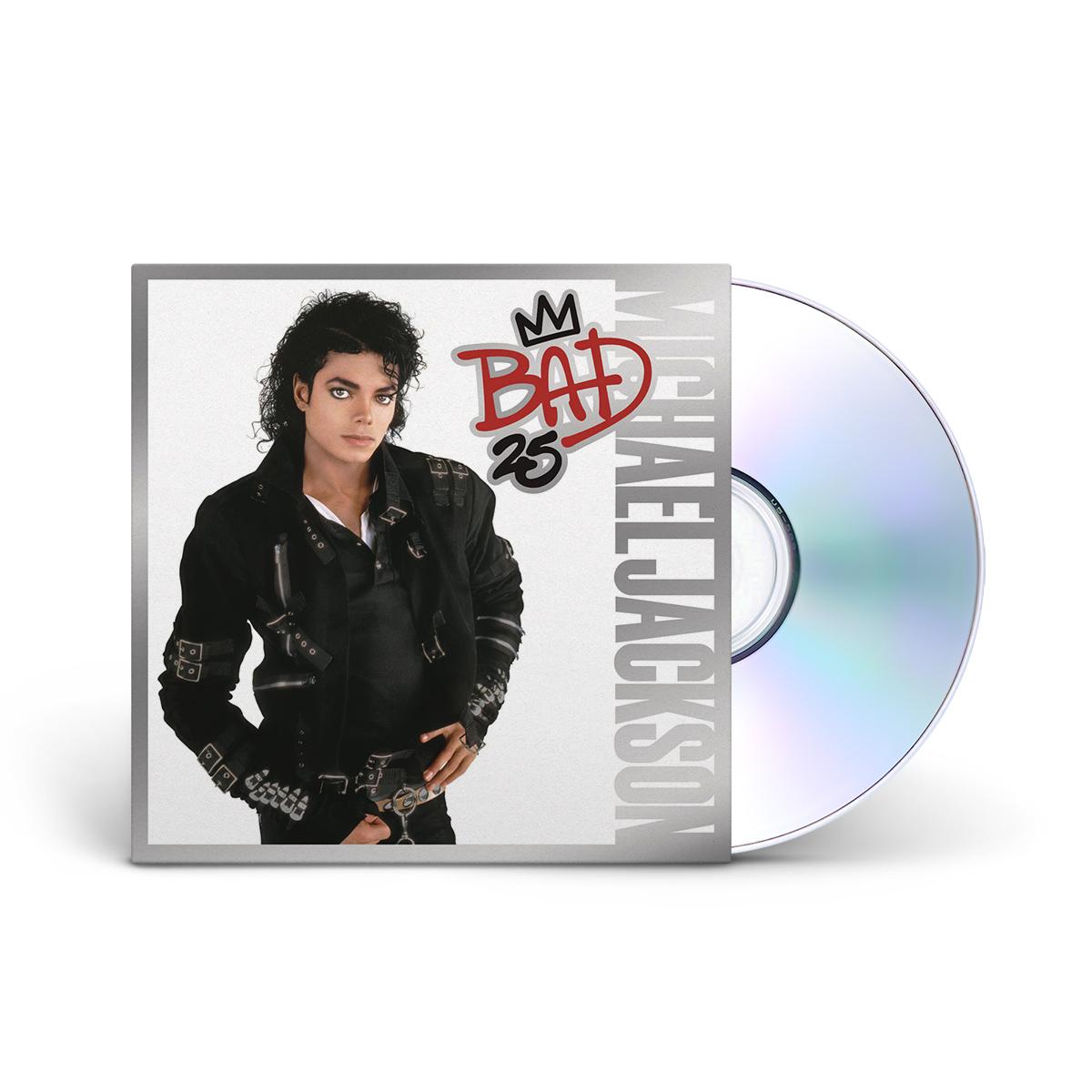 Bad (25th Anniversary) CD