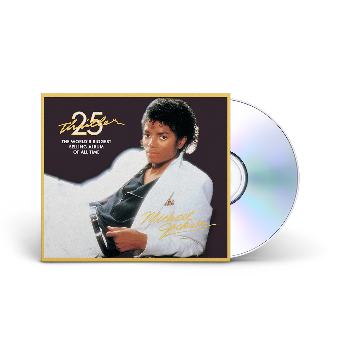 Thriller (25th Anniversary) CD