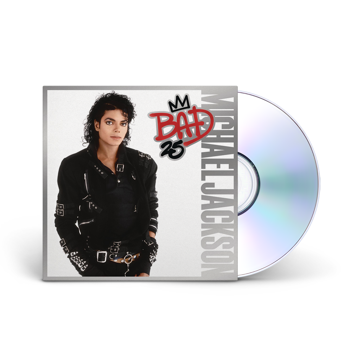 Bad (25th Anniversary) Deluxe CD