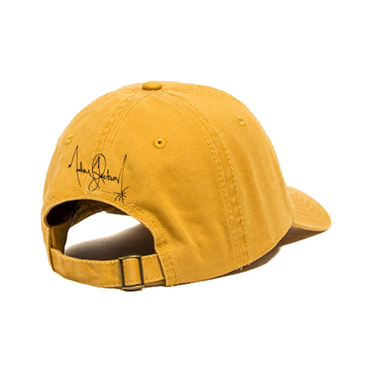 Embriodered M Adjustable Dad Hat