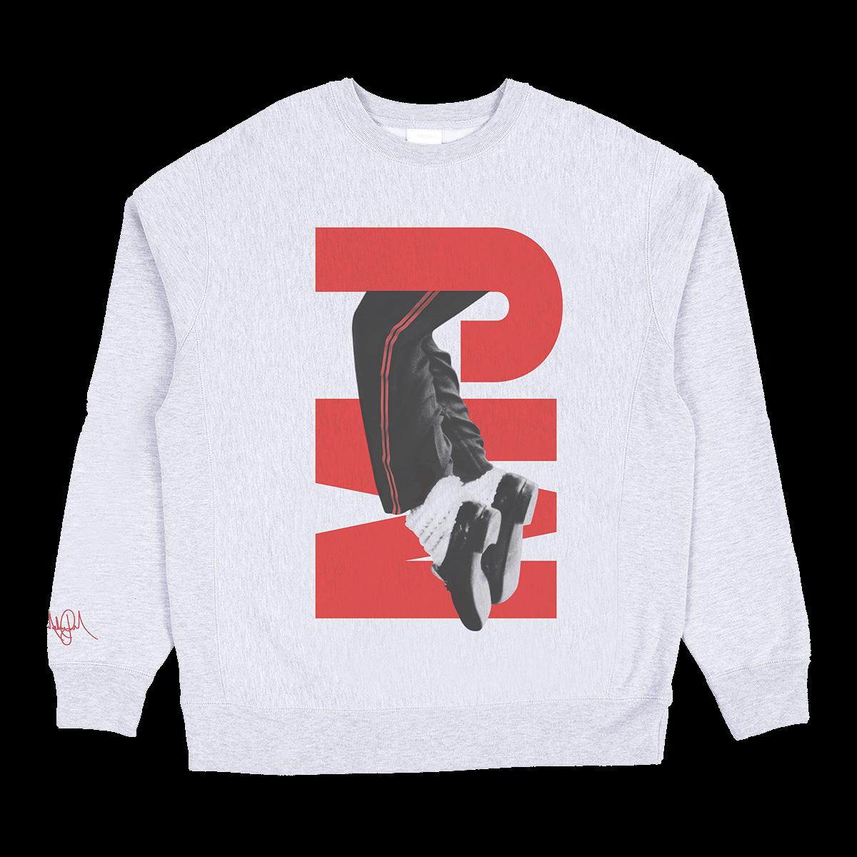 Dancing Shoes Crewneck Sweatshirt