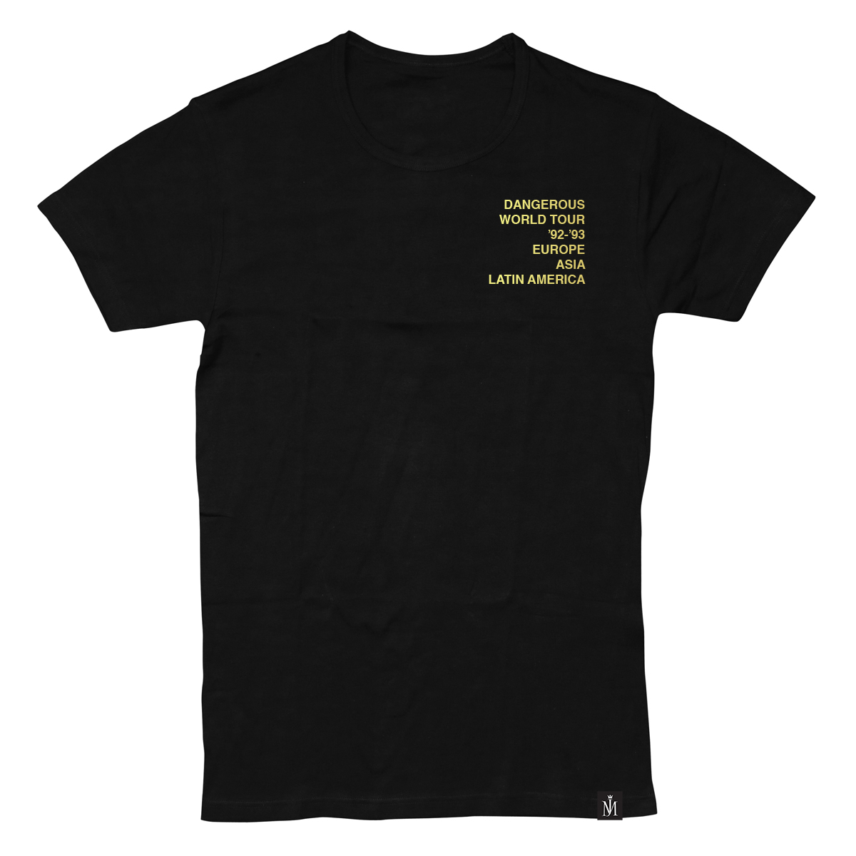 Dangerous Tour T-Shirt
