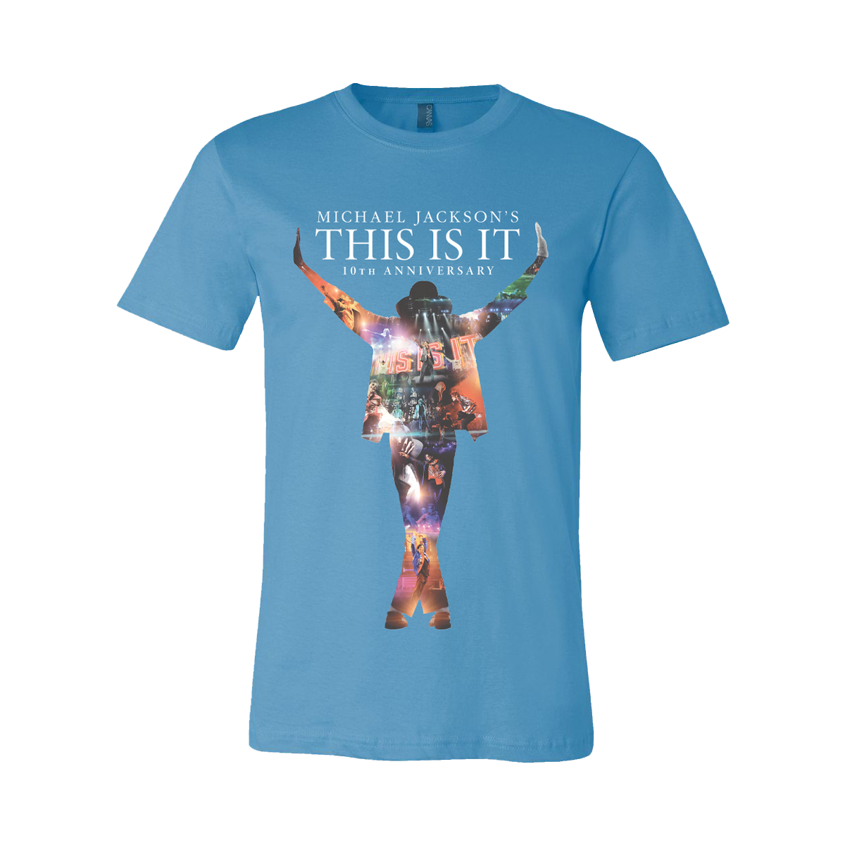 Michael Jackson's This Is It - Full Color T-shirt