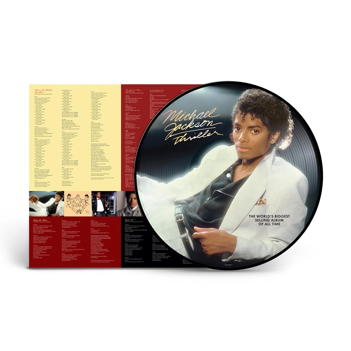 Thriller Picture Disc LP
