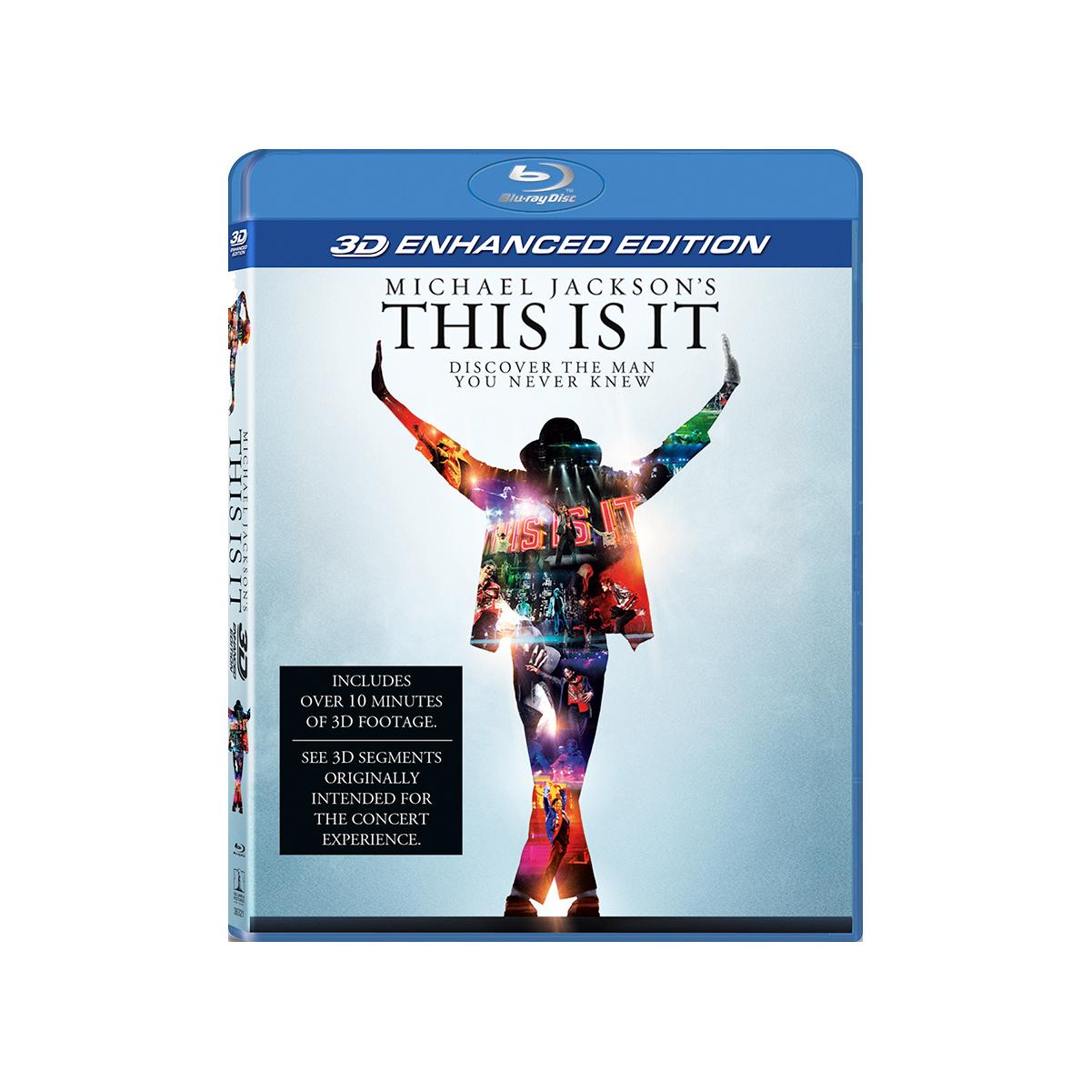 Michael Jackson's This Is It 10th Anniversary Box Set