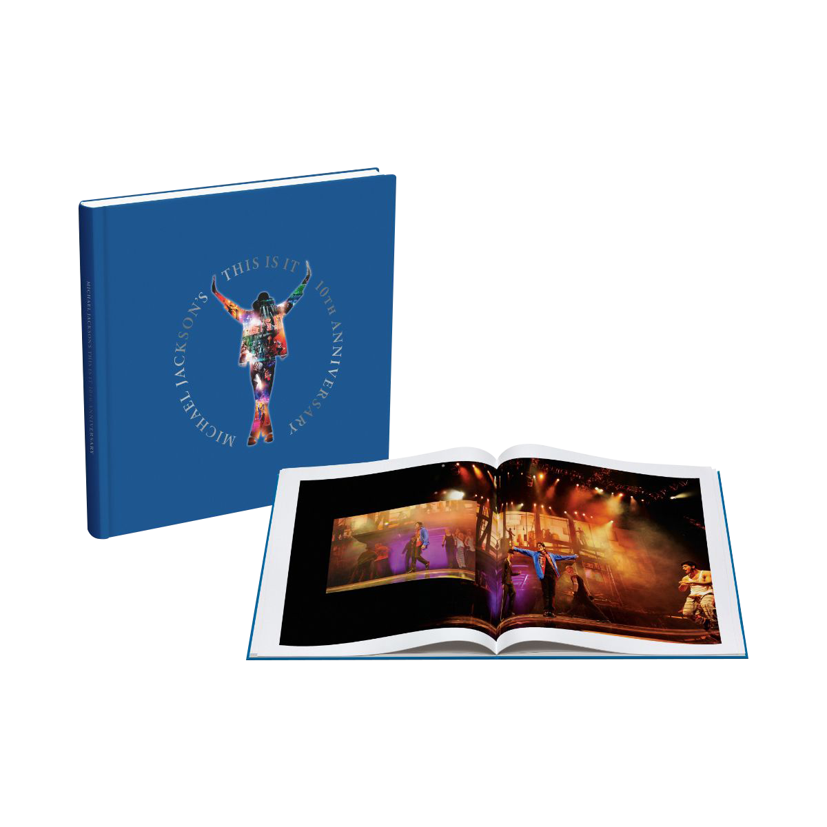 MICHAEL JACKSON'S THIS IS IT 10TH ANNIVERSARY BOX SET