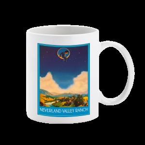 Neverland Valley Ranch™ White Mug