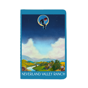 Neverland Valley Ranch™ Notebook