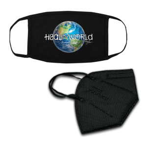 Heal The World V3 Mask