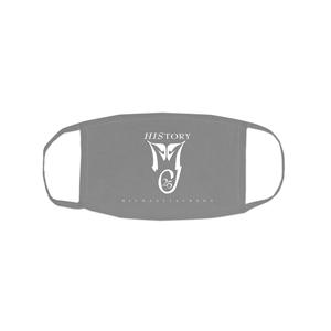 HIStory 25 Mask (Grey)